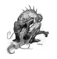 Demon Possessed by JamesRyman
