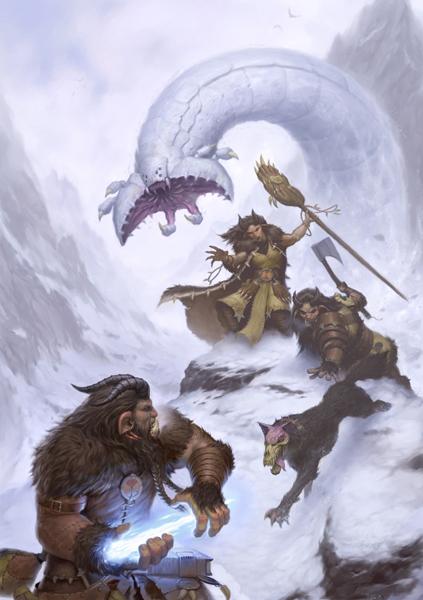 elfos orcos: