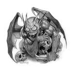 Evil Goblin Demon