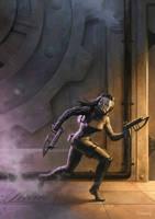 Tech Guild Sniper by JamesRyman