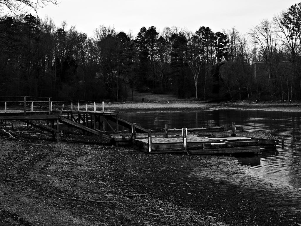 Damaged Docks by JeremyC-Photography