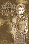 Steampunk Amelia Folch by Sylverveen