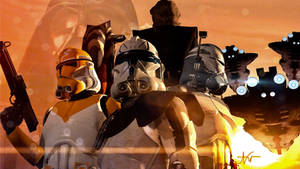 Clone Wars Returns  by Prower-Enterprise