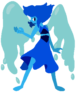 Lapis Lazuli - Reformed by RuggedRune