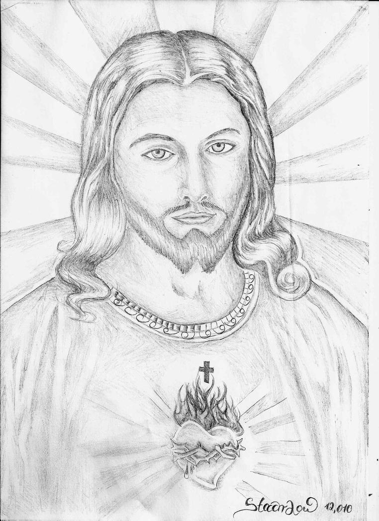 Jesus by Stach-Low on DeviantArt