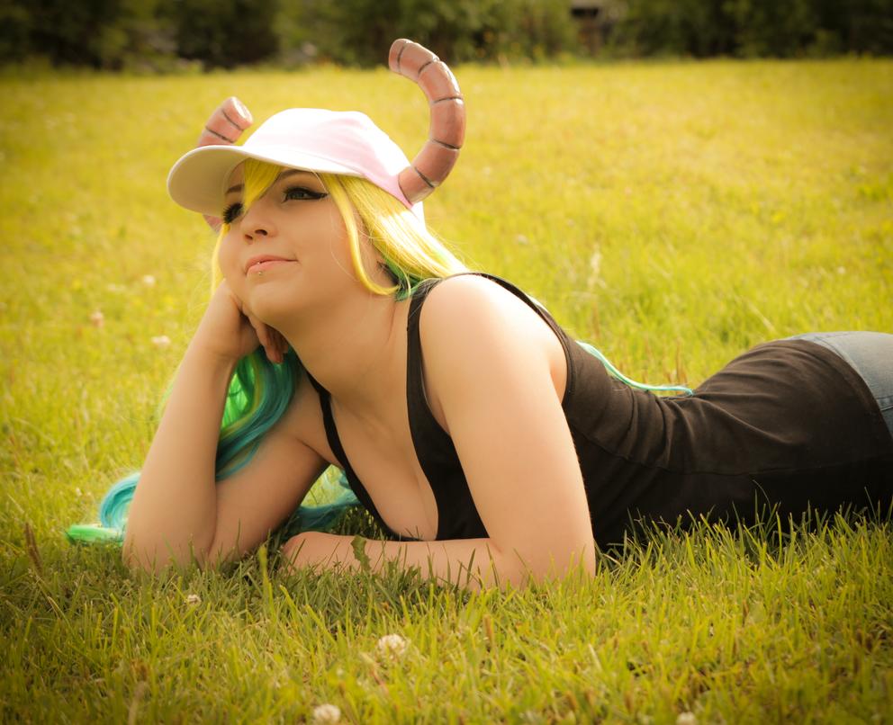 Lucoa cosplay by BananaUsagi
