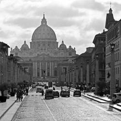 Basilica of St. Peter, Rome - Italy