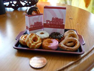 Misu Donut Project B by nyann