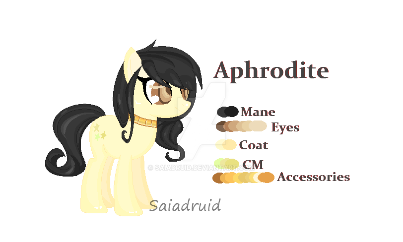 Aphrodite by Saiadruid