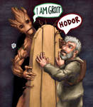 I Am Hodor by Kietz