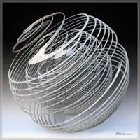 Lucid Sculpture 05 by JJLudemann