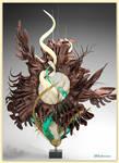 LucidSculpture 15: Inuit Totem
