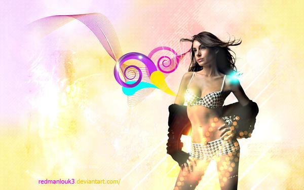 Fashion Beauty by redmanlouk3