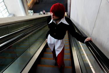 Iori Yagami - The Sadist by LazFawks