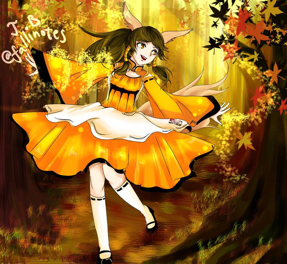Leaves, Leaves Follow Me