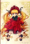 Rozen Maiden - Shinku by MidoriiArt