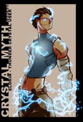 eldrin - thunder crystal user