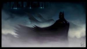 Batman - The myst