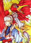 Crossover - Takumi and Ho-Oh -