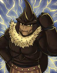 Com: Hercules Beetle Warrior