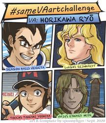 Same VA Art Challenge