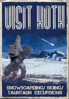 Visit Hoth by theSteele