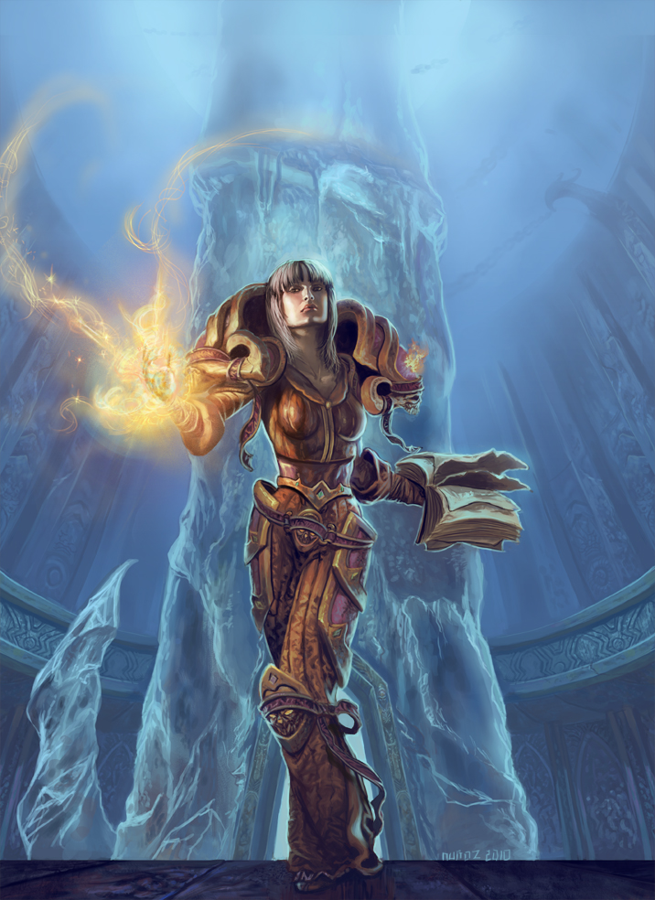 paladin holy by metalratrox
