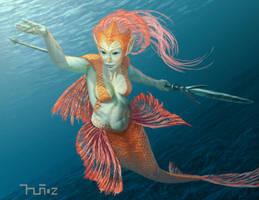 a little mermaid (edited)