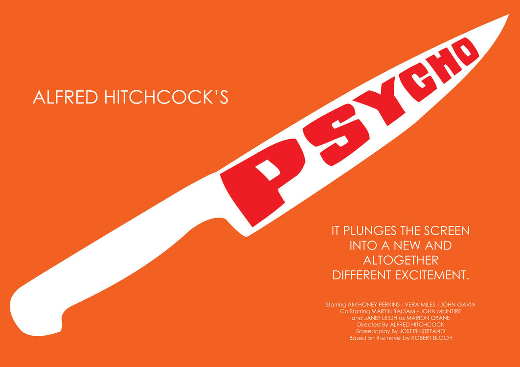 Image result for psycho movie knife