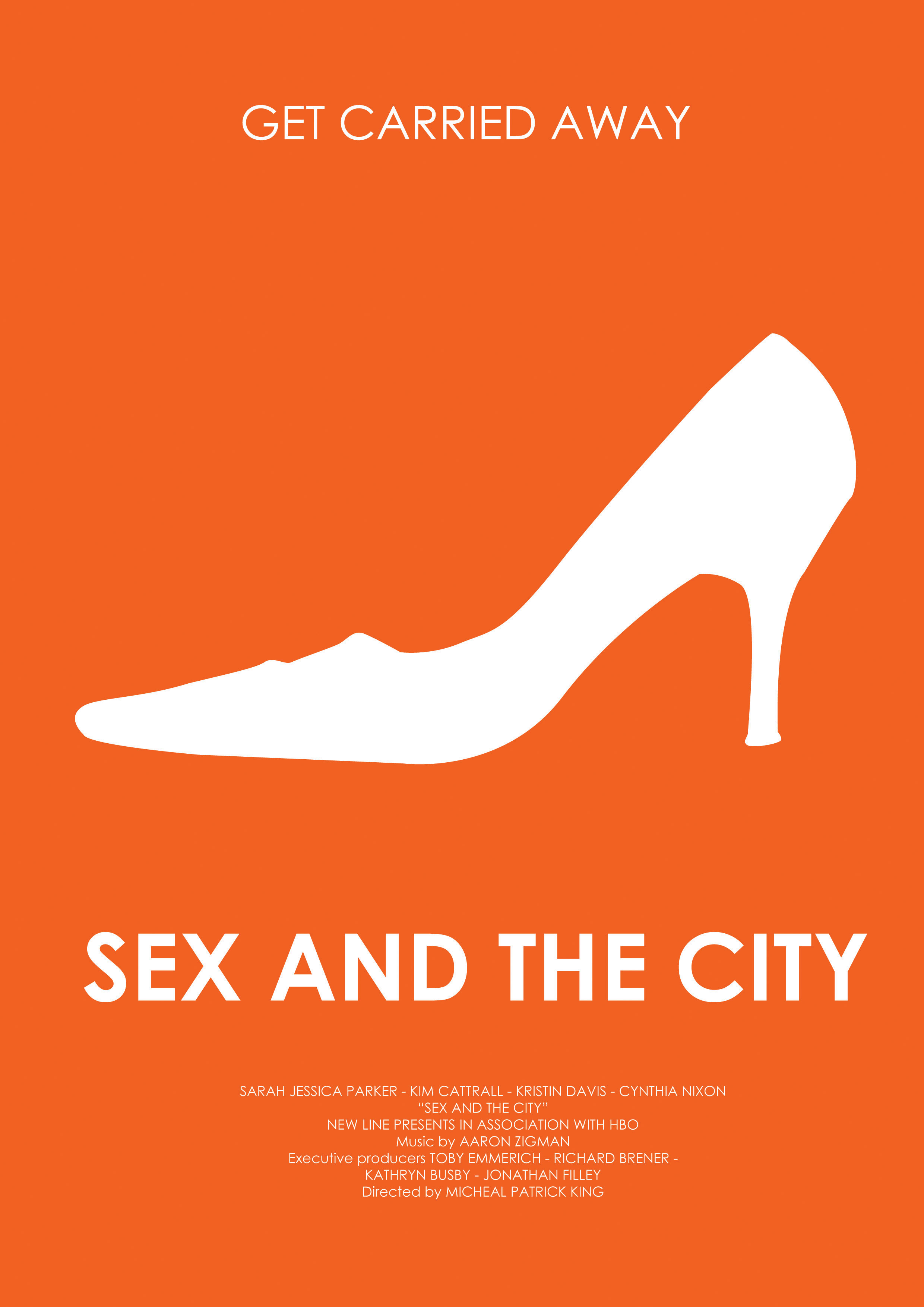 Sex and the city prints