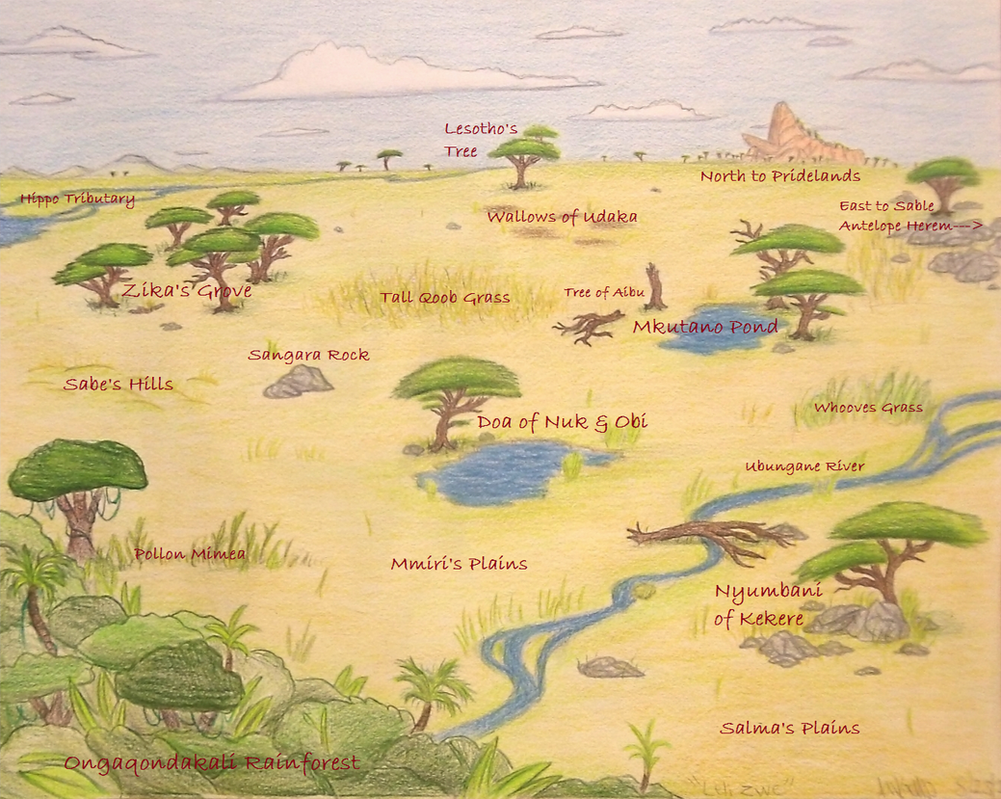 Leli Zwe - Savanna Map by TheFriendlyElephant on DeviantArt Savanna Map on the sahara map, biome map, sand hills map, atlas mountains map, lake victoria map, nile river map, temperate forest map, conifer forest map, niger river map, tundra map, philadelphia map, congo river map, lake tanganyika map, africa map, desert map, sahel map, taiga map, savannah map, temperate grassland map, sudan map,