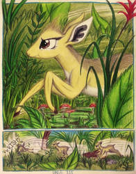 Sable Story - Page 115 - In the Underbrush by TheFriendlyElephant