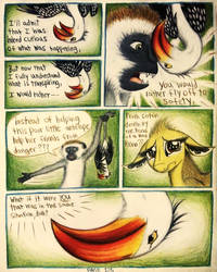Sable Story - Page 125 - Help the Antelopie by TheFriendlyElephant