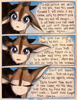 Sable Story - Page 212 - Promise and Reassurence
