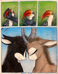 Sable Story - Page 218 - Peaceful Lopes by TheFriendlyElephant