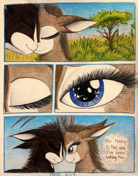 Sable Story - Page 219 - Really the One