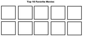 Top 10 Favorite Movies