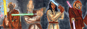 Jedi Masters by ThanhBui714