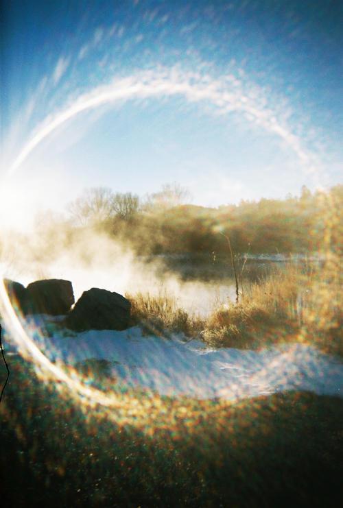 Foggy Morning by PlastikVeve