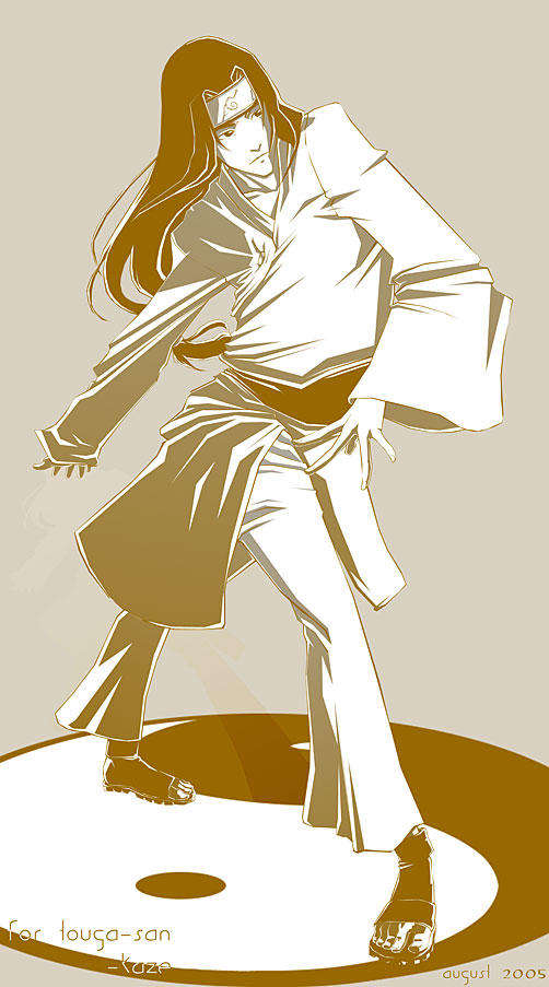 Neji Hyuuga by wind-box