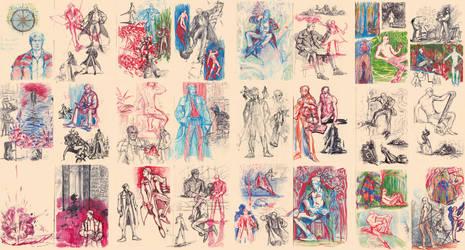 Nord: Sketchbook Commission (Part I)