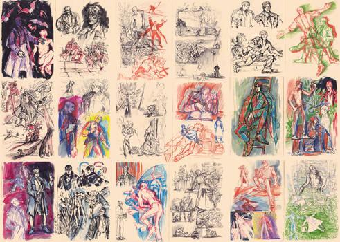Nord: Sketchbook Commission (Part II)