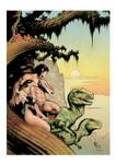 Tarzan - The Untamed, Nov 1999 (color) by johncastelhano