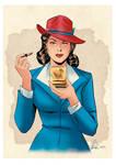 Agent Carter aka Peggy Carter (color)