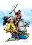 Tex Secondo Nizzi, Allagalla 2012 (color)