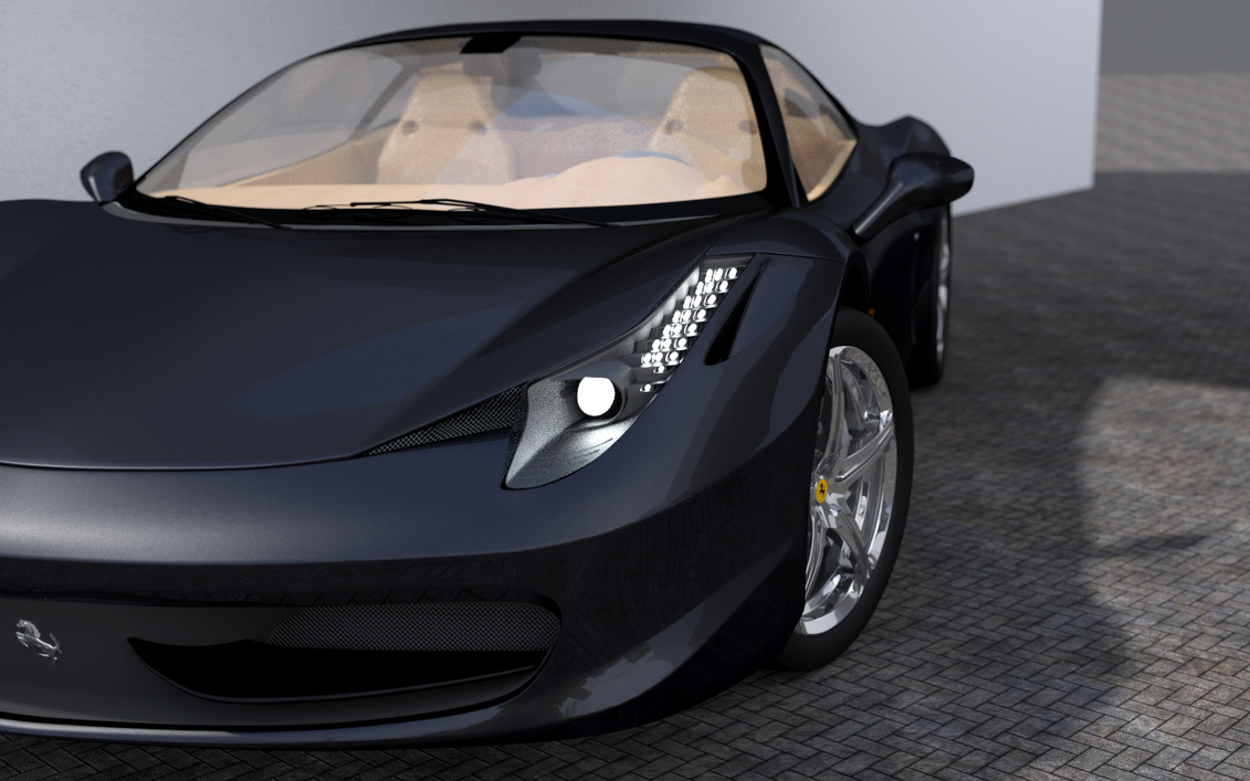 ferrari 458 little things by olotocolo on deviantart. Black Bedroom Furniture Sets. Home Design Ideas