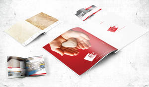 Catalogue, Red And White