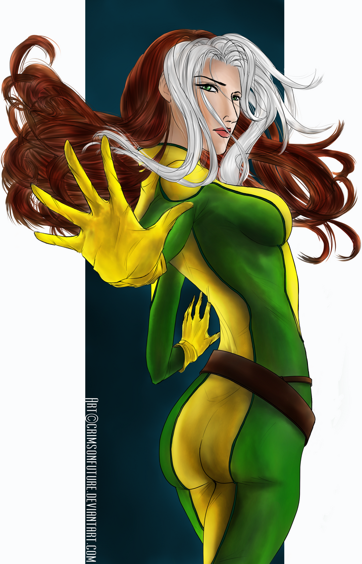 Rogue by crimsonfuture