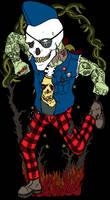 Graveyard Greasers Bones by HorrorRudey