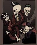Ghoulish Snake Pit